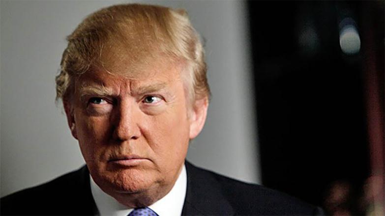 """Donald """"Trump"""" Drumpf"""